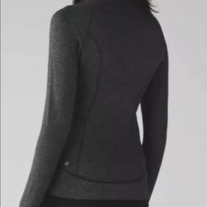 lululemon athletica Jackets & Coats - Lululemon Think Fast Pullover herringbone jacket